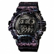 Casio G-choque GD-X6900PM-1DR-Negro + Purpura