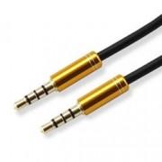 Sbox Cavo Audio Stereo Jack 3.5 mm M/M 1,5m Giallo