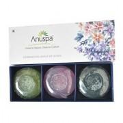 Herbal International Range Bathing Soap Set of 3 125 gm