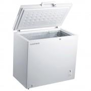 Lada frigorifica Albatros LA170A+, 145 L, Panou control, Termostat reglabil, Interior Aluminiu, Clasa A+, L 70.5 cm, Alb