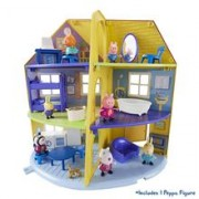 Set Jucarii Peppa Pig Peppa's Family Home