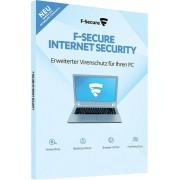 F-Secure Internet Security 2020 versión completa 3 Dispositivos 1 Año