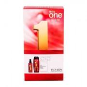 Revlon Professional Uniq One sada bezoplachová maska na vlasy 150 ml + šampon 300 ml pro ženy