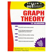 Schaum's Outline of Graph Theory - Including Hundreds of Solved Problems (Balakrishnan V.K.)(Paperback) (9780070054899)