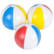 Pool Fun! Bulk Pack Squirting Beach Balls 1 Dozen by Neliblu