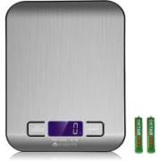 ZHART Digital Scale Weighing Machine Weighing Scale(Silver)