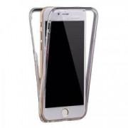 Husa Apple iPhone 7 Plus MyStyle FullBody ultra slim TPU fata - spate transparenta