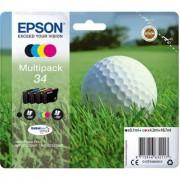 Epson Pack Tinteiros Serie 34 WF-3720/3725 - C13T34664010