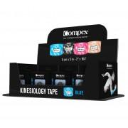 Compex Tape 12 Rollos - Azul
