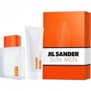 Jil Sander Profumi da uomo Sun Men Gift Set Eau de Toilette Spray 75 ml + Shower Gel 75 ml 1 Stk.