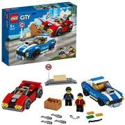 LEGO City Police 60242 Rendőrségi letartóztatás az országúton