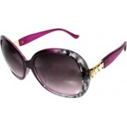Forty Hands Over-sized Sunglasses(Black)