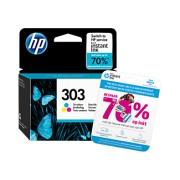 HP 303 Inktcartridge kleur origineel