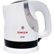 Singer UNO/SKT 100 UBI Electric Kettle(1 L, Black)