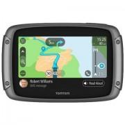"""TomTom Rider 500 Navigatore Per Moto 4,3"""" Wi-Fi Bluetooth Cplore Nero 1gf0.002.0"""