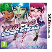 [Nintendo 3DS] Monster High Skultimate Roller Maze