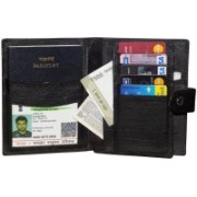 Kan Passport Pouch(Black)