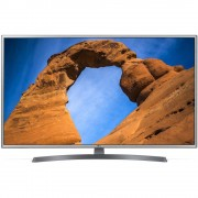 "LG 43LK6100PLB 43"" Full HD Television with WebOS - Silver"