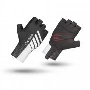 GripGrab Grip Grab Aero Handskar svart/vit - : Small