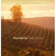 Romania. Tara vinului (romana)/Florin Andreescu, Valeriu V.Cotea