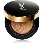 Yves Saint Laurent Encre de Peau Le Cushion maquillaje de larga duración en esponja SPF 23 tono B25 Beige 14 g