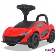 vidaXL Dječji automobil McLaren P1 crveni