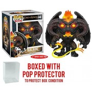 Funko Pop Movies: The Lord Of Rings - Balrog 6 Vinyl Figure (Bundled With Box Protector Case)