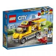 LEGO R City Great Vehicles - Furgoneta de pizza 60150