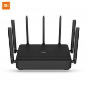 Router Xiaomi MI AIoT AC2350, 2183 Mb s, dual band 2.4 5GHz, CPU Qualcomm, versiune EU, pentru smart home