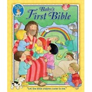 Baby's First Bible, Hardcover/Colin And Moira MacLean