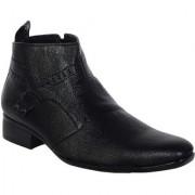 1AAROW Chrysler Mens Formal Boot Black