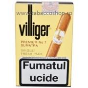 Tigari de foi Villiger Premium No.7 Sumatra 5
