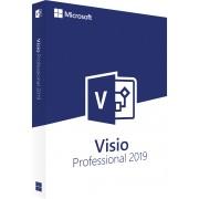 Microsoft Visio 2019 Profesional