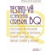 Testati-va coeficientul cerebral BQ - Philip Carter