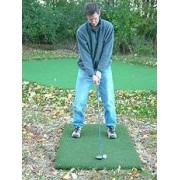 Golfmatta unik fairway känsla Basic 150 cm x 100 cm