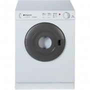 Hotpoint NV4D01P 4Kg Vented Tumble Dryer White