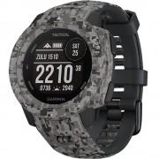 Smartwatch Instinct Tactical Edition Outdoor GPS Camo Graphite Gri GARMIN