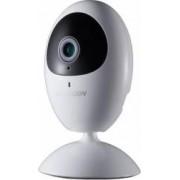Camera de supraveghere DS-2CV2U01EFD-IW Hikvision IP Mini Cube 1MP CMOS HIK-Connect cloud service