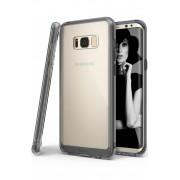 Husa Protectie Spate Ringke Fusion Smoke Black pentru Samsung Galaxy S8 Plus