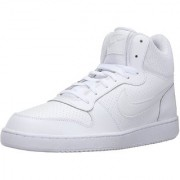Nike Court Borough Mid Men'S White Running Shoes