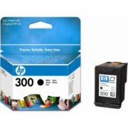 HP 300 (CC640EE) Black Ink Cartridge with Vivera Ink, 4ml, HP Deskjet D2560