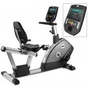 Bicicleta estática reclinable TFR Ergo BH Fitness com ecrã TFT: Equipada com a tecnologia touch-fun