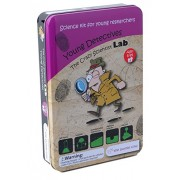 The Purple Cow The Crazy Scientist Lab Young Detectives Science Kit