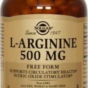 Solgar L-Arginine 500 mg 50 kapslar