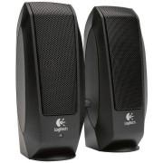 Boxe S-120, 2.0, 2.2W RMS, Iesire casti, Negre