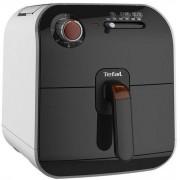 Friteuza Tefal FX100015 Fry Delight, Capacitate 0,8 kg, Temporizator, Bol detasabil (Alb/Negru)