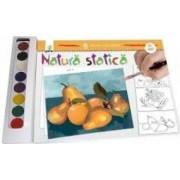 Primele mele picturi Natura statica 3+ ani