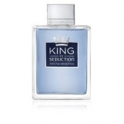 Perfume King of Seduction Masculino Antonio Banderas Eau de Toilette 200ml - Masculino