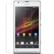 Screen Protector Clear Scratch Guard For Sony Xperia Sp ( Pack Of 2)