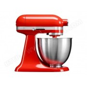KITCHENAID Robot culinaire Mini 5KSM3311XEHT Rouge piment